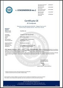 NIO - CE Certificate valid until 27-May-2024