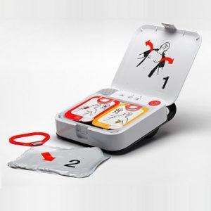 AED Lifepak CR2