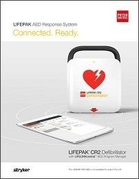 AED Lifepak CR2 - katalog